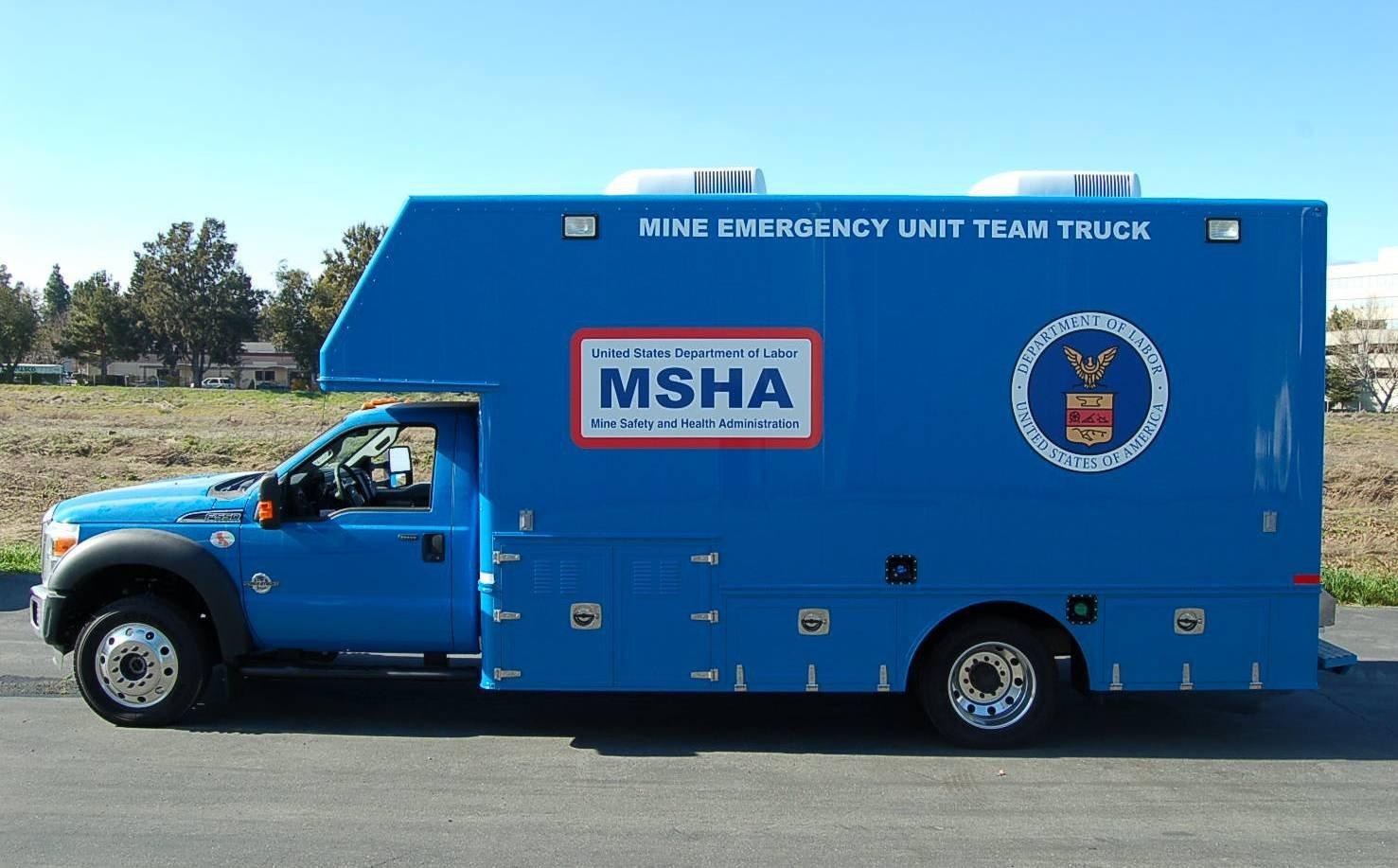 Emergency Team Truck