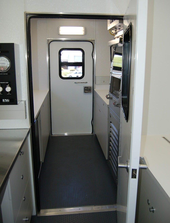 Mobile Laboratory 220D-02 Interior