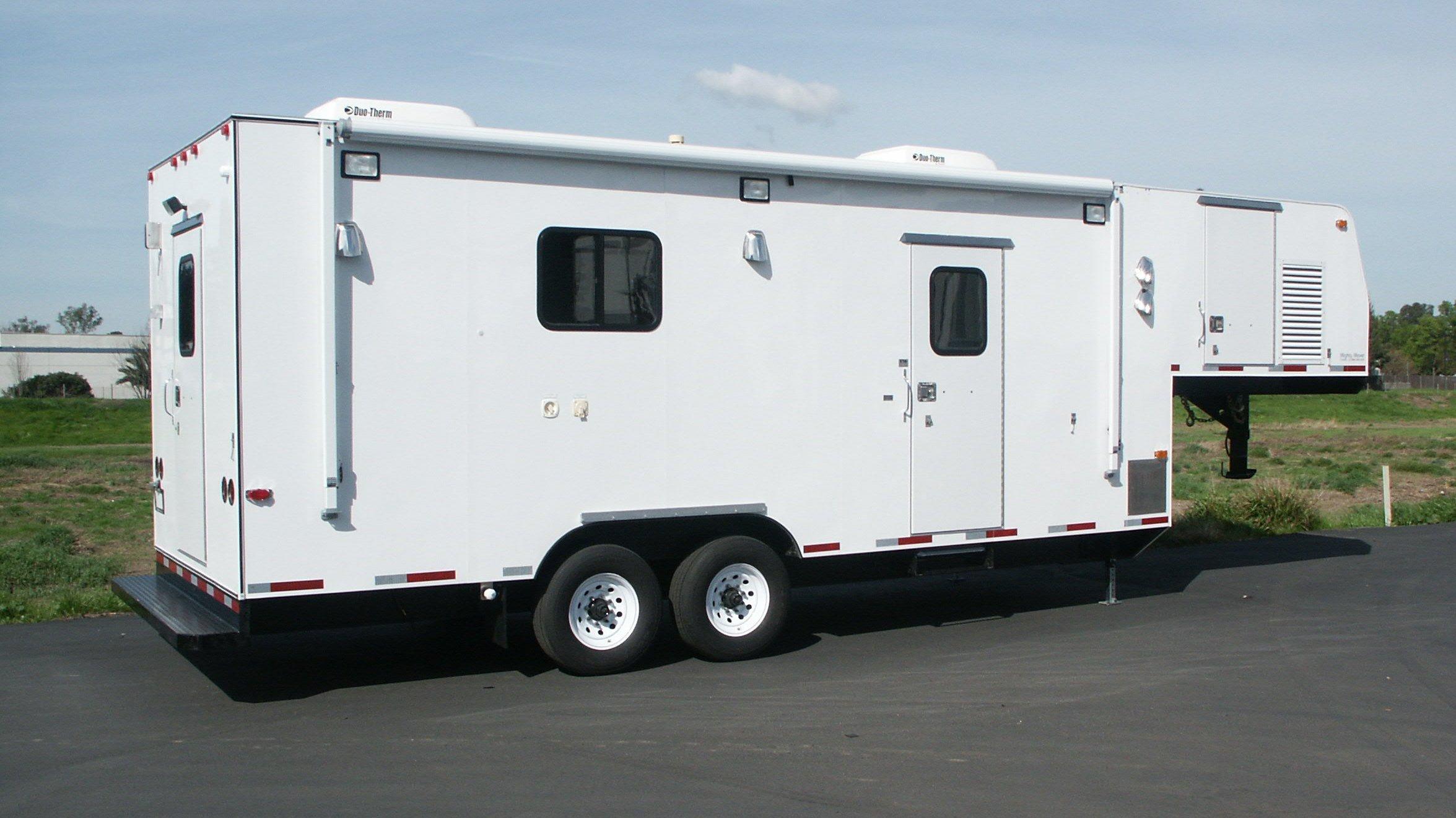 Mobile Laboratory 524D-01 Exterior