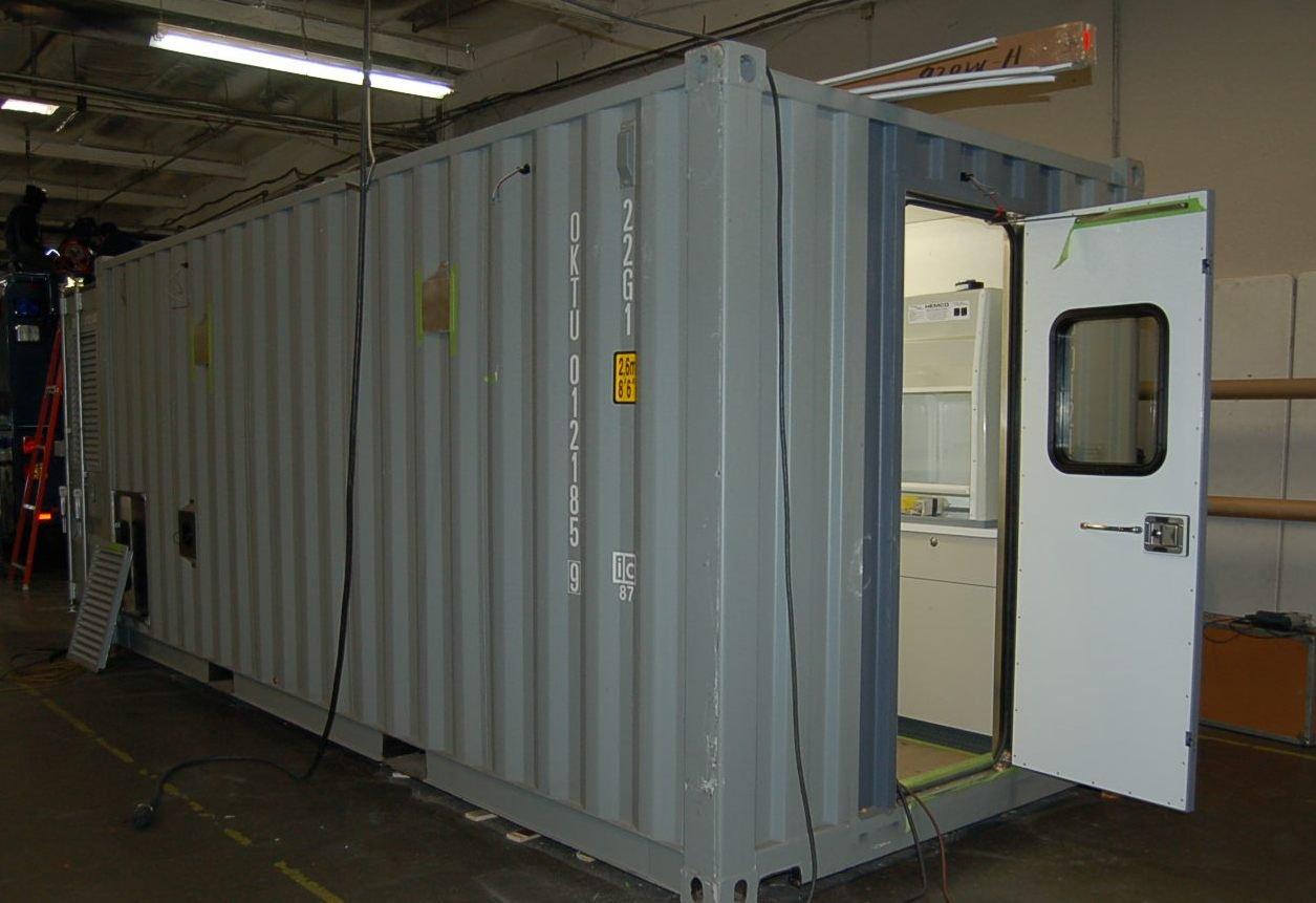 Mobile Laboratory 920 Exterior