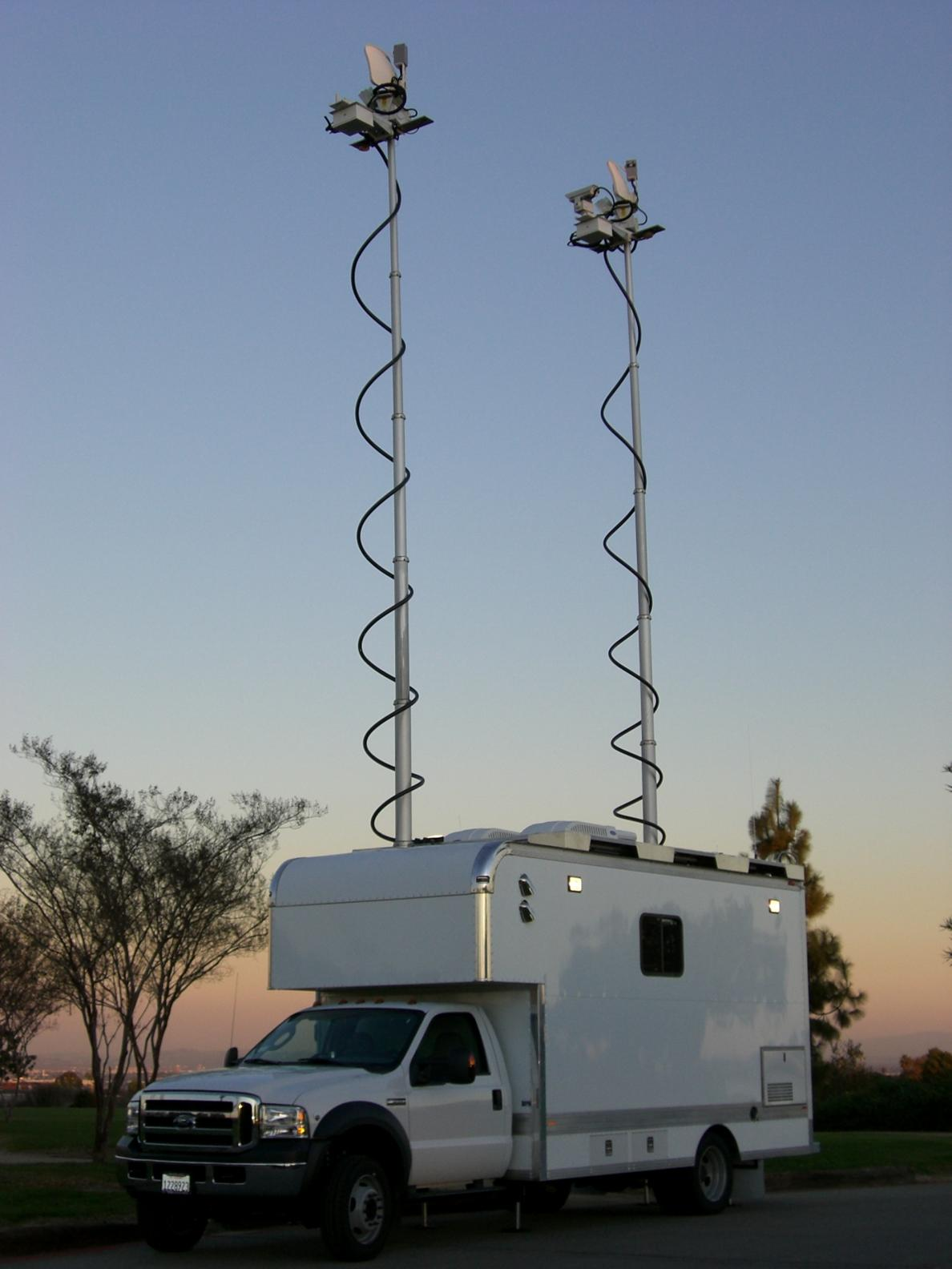 Wireless and Cellular Vehicles