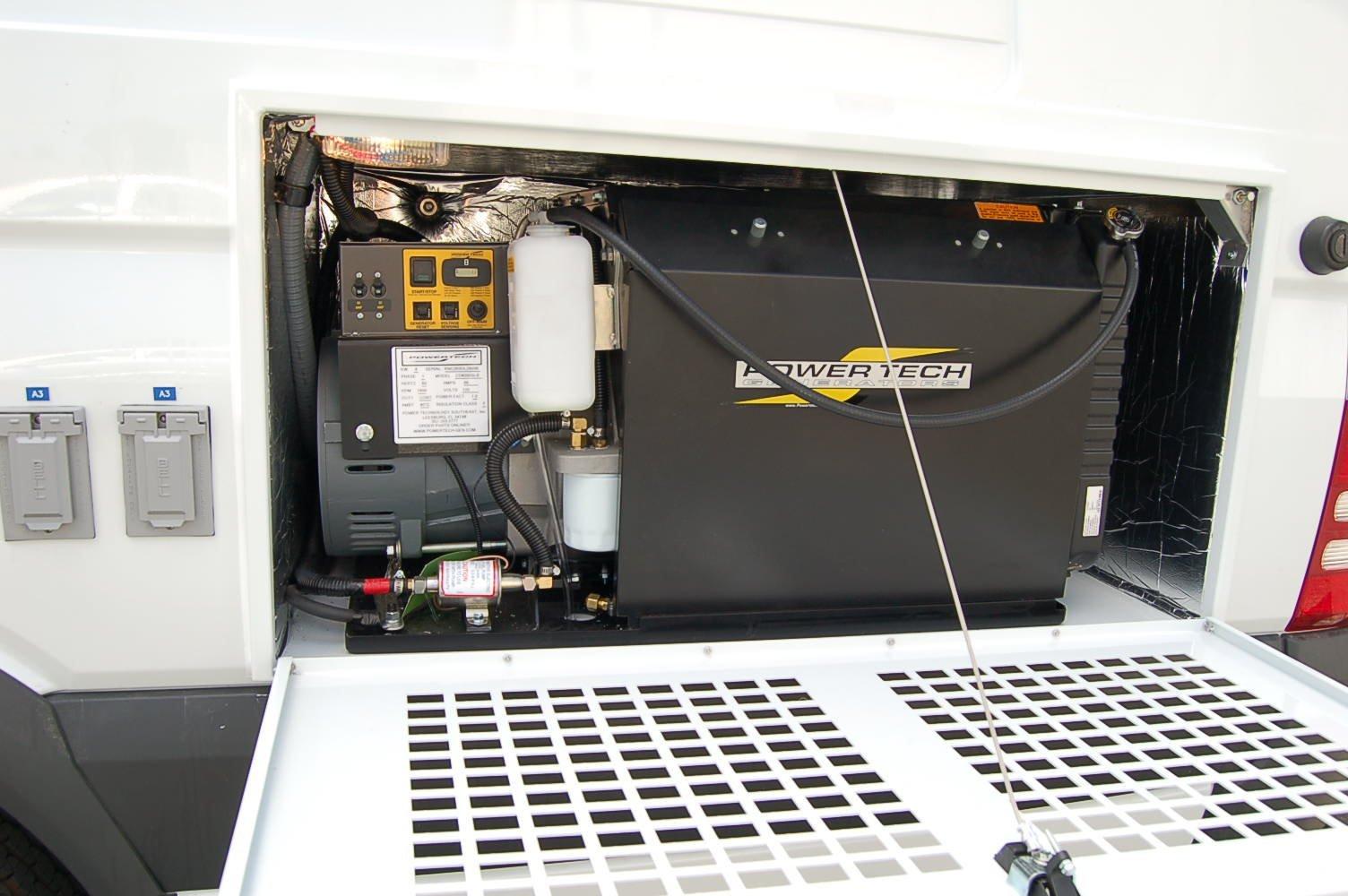 Generator Installation Diesel