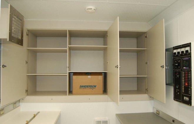 Mobile Laboratory 524D-01 Interior
