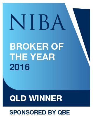 NIBA Broker of the year 2016