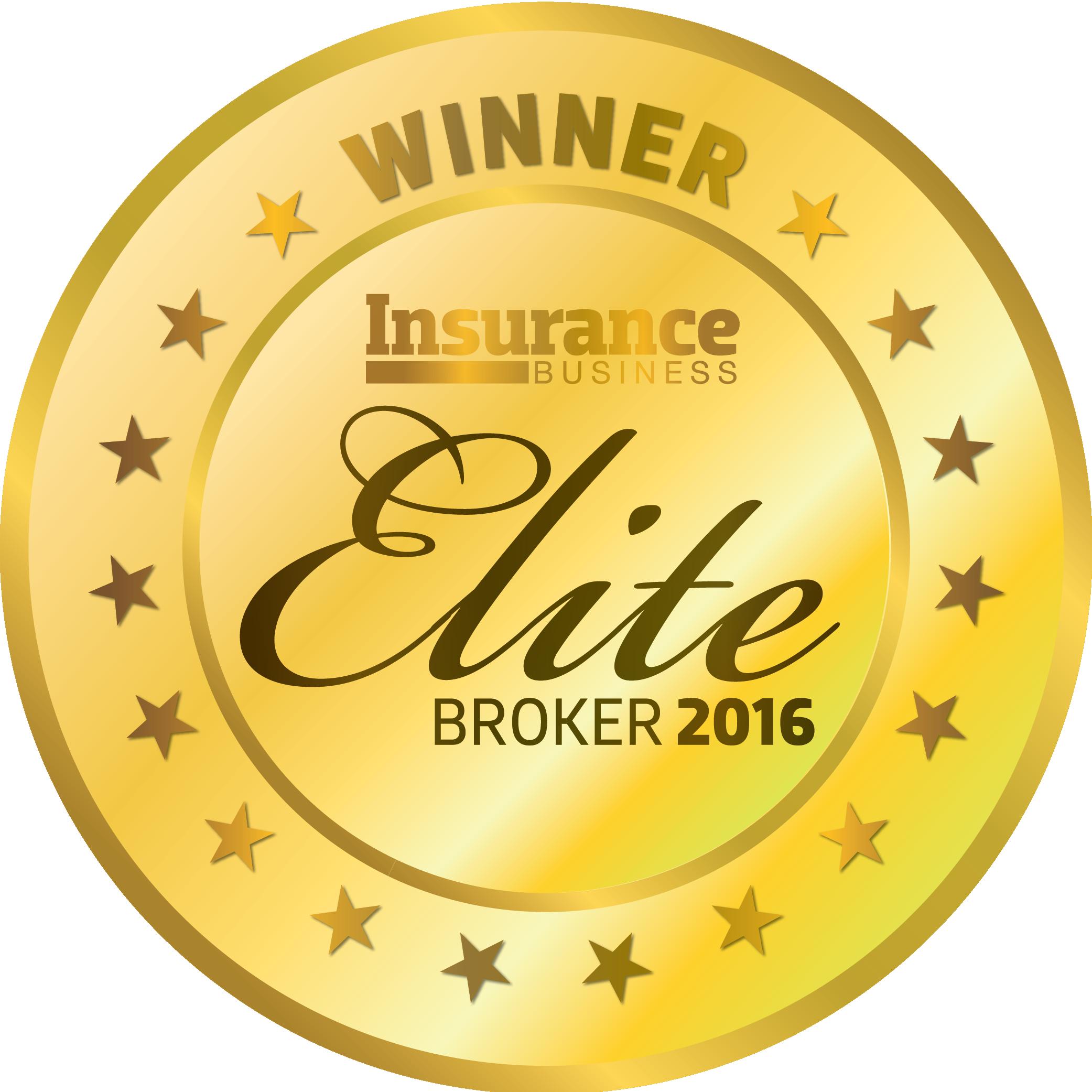 IB Elite Brokers medal 2016
