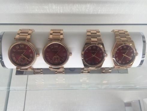Gioielli e orologi di marca