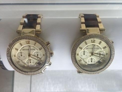 Orologi e gioielli di marca