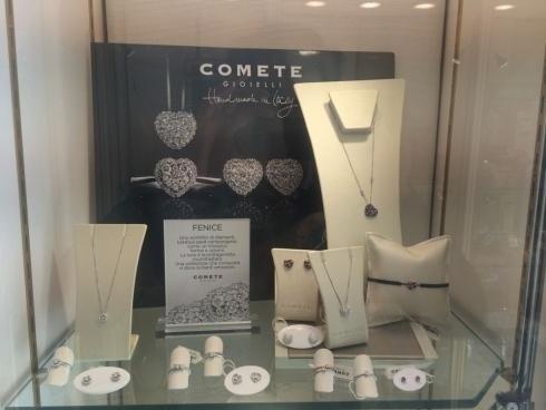 Vendita gioielli di marca