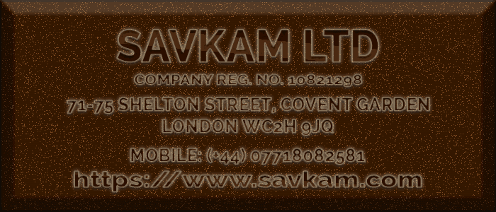 SAVKAM LTD