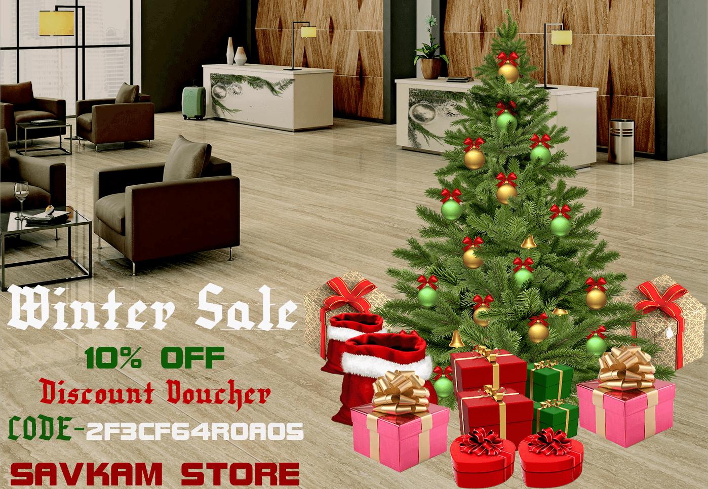 Savkam Store Discount Voucher