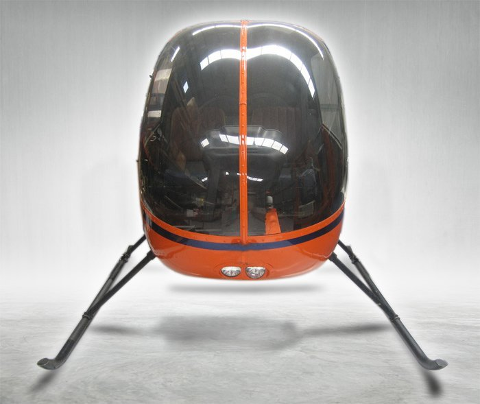 RYAN AEROSPACE ROBINSON R-22 / R-44 HELICOPTER SIMULATOR