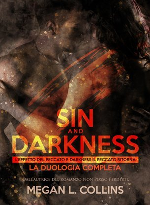 Sin and darkness - copertina