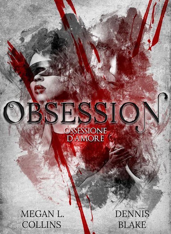 Obsession - copertina del romanzo