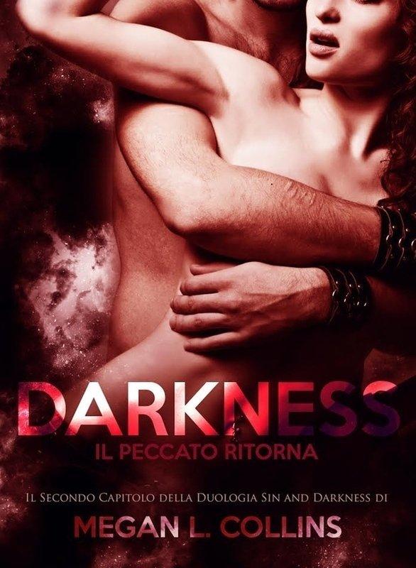 Darkness, il peccato ritorna - copertina