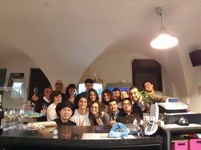staff ristorante giapponese
