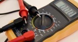 misurazione corrente elettrica