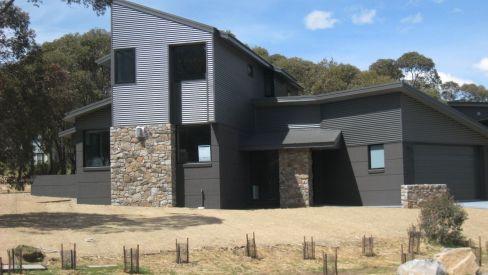 kuner constructions a modern home