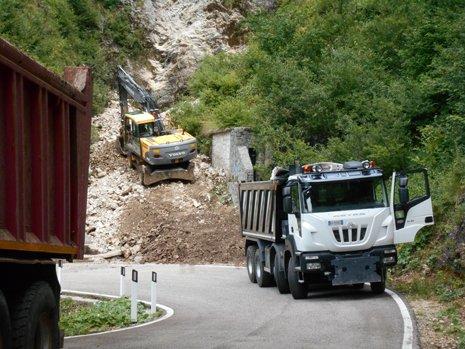 opere civili e stradali a Folgaria