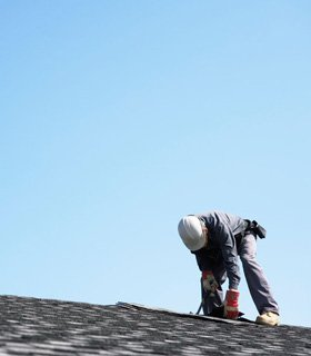 Roofing services - Oldbury, Birmingham - W M Roofing - Roofing Work