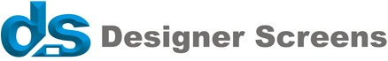 Designer screens logo