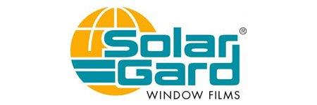 Solar gard film logo