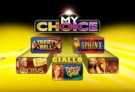My Choice Giallo game
