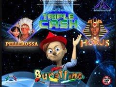 Triple cash game