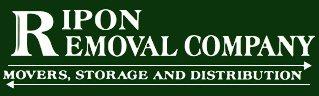 Ripon Removal Company logo