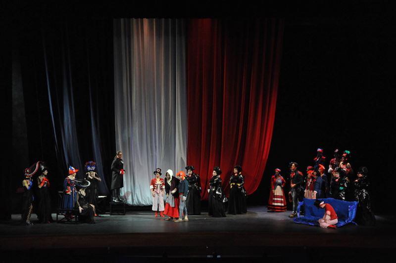 Allestimento Scenografia Teatrale Opera Lirica