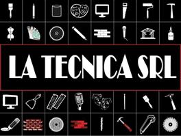LA TECNICA - LOGO