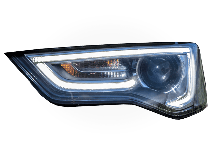 Led Headlight Conversions In Glasgow Facelift For All Models