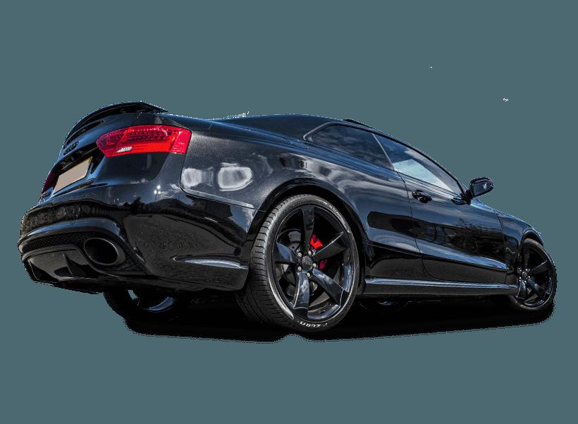 Audi RS5 detailing