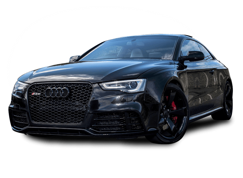 RS5 8T honeycomb grill