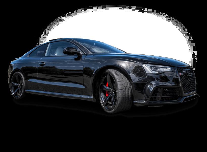 metallic car