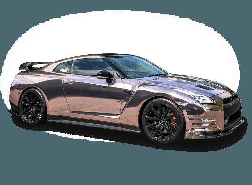 metallic colour car