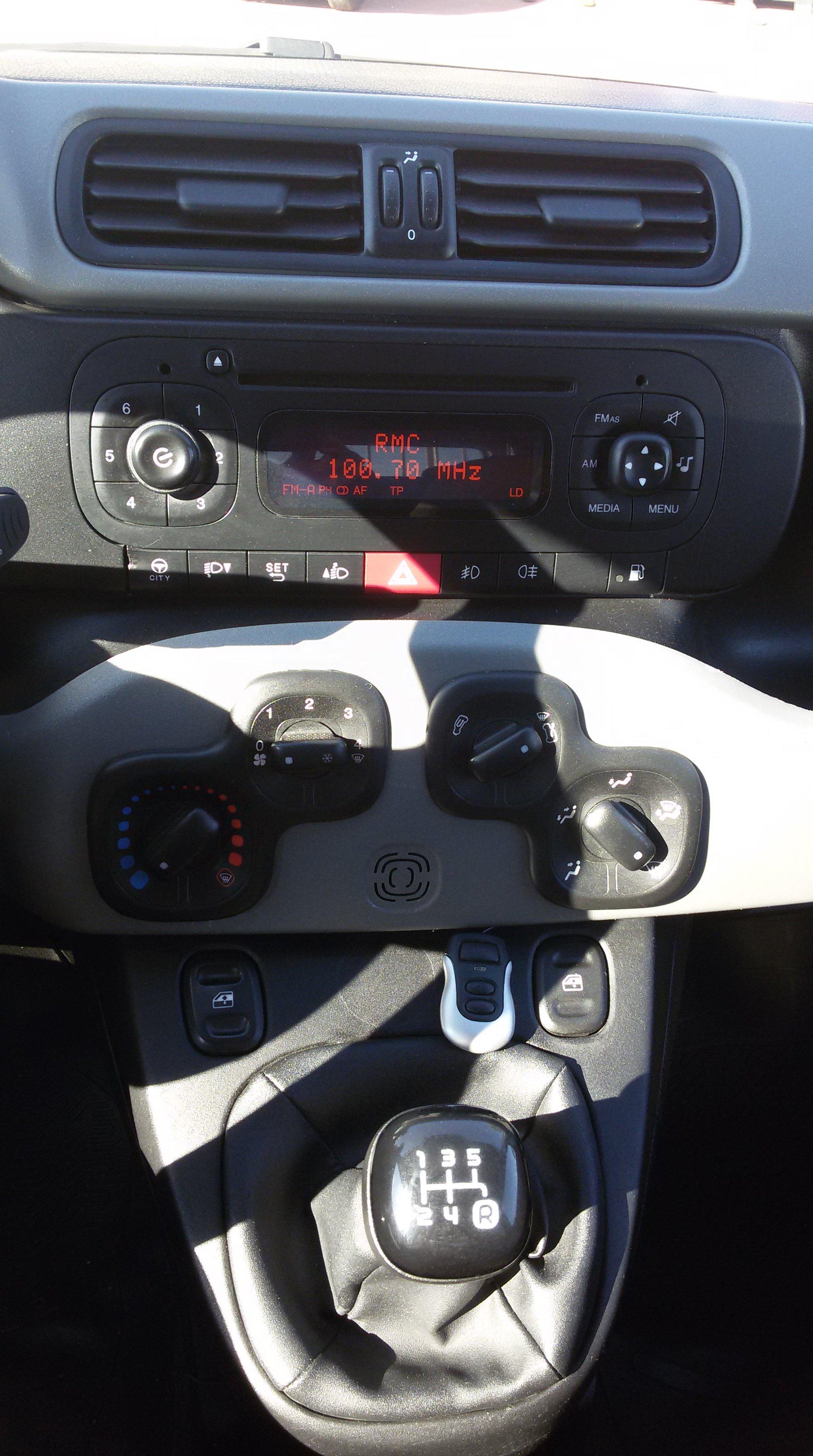 Fiat Panda TwinAir 0.9 Turbo Natural Power
