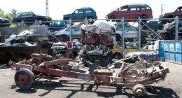 smaltimento rifiuti auto