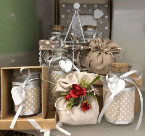 Bomboniere, articoli da regalo, oggettistica, argenteria, casa della bomboniera siena