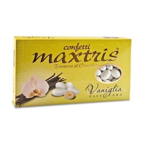 Confetti al gusto di vaniglia - Confetti Maxtris - Casa della Bomboniera Siena