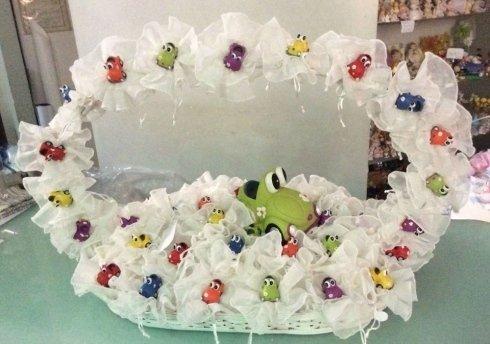 Sacchettini Bomboniere per Battesimo