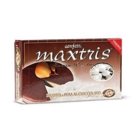 Confetti Maxtris a Ricotta e Pera al Cioccolato