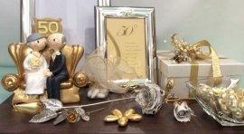 Bomboniere nozze d'oro siena, bomboniere 50 anni di matrimonio siena
