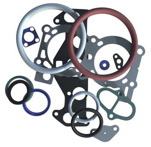 Rubber compounds production