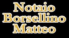 Notaio Borsellino Matteo