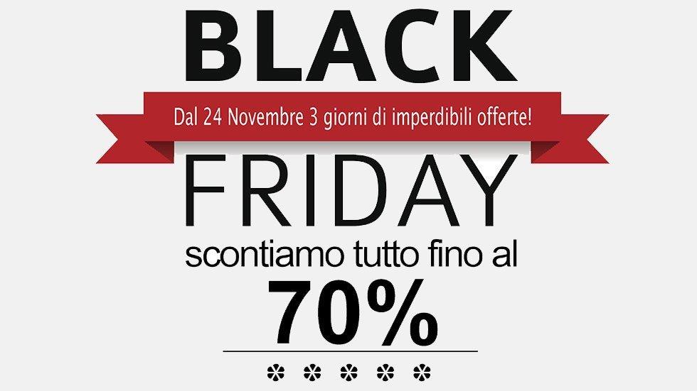 imperdibile offerte Black Friday
