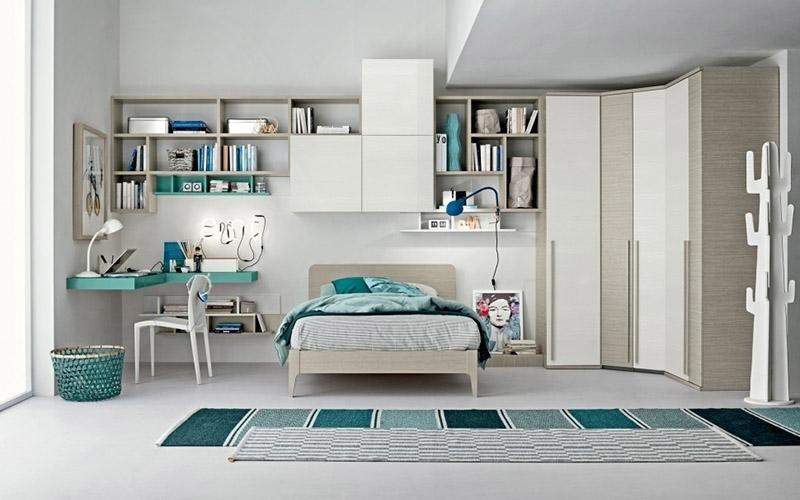 Stanzette moderne - Caserta - Trepiccione camerette
