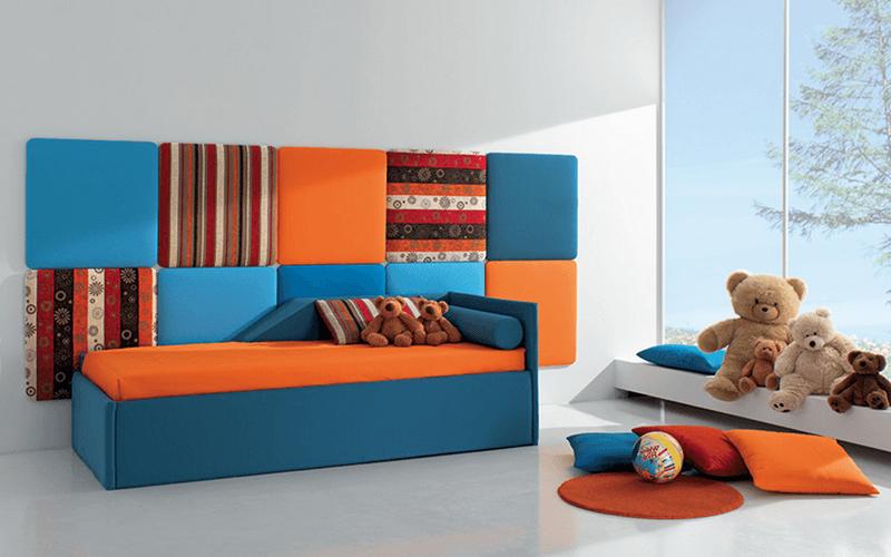 divano aladino azzurro