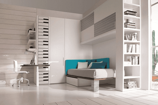 Stanzette moderne caserta trepiccione camerette for Stanzette moderne