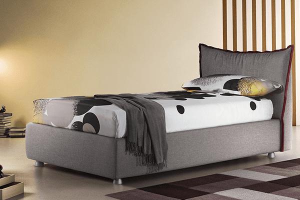 letto singolo per cameretta