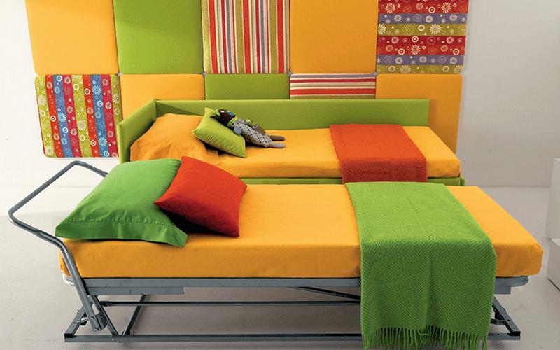 divano aladino aperto